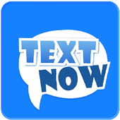 New Text Now free text & calls Video Tips icon