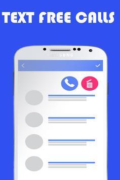 New Text Now free text & calls Video Tips screenshot 1