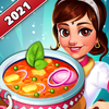 Indian Cooking Star: Chef Restaurant Cooking Games 아이콘