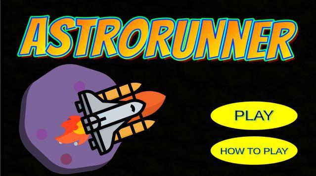 AstroRunner poster