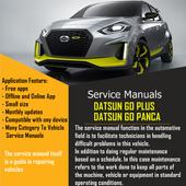 Service Manuals For Datsun Go icon