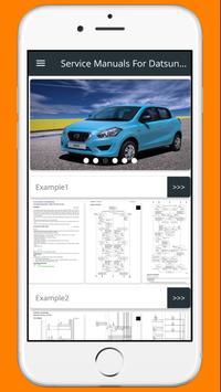 Service Manuals For Datsun Go screenshot 10