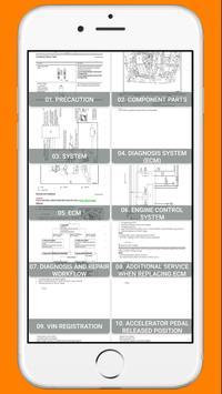 Service Manuals For Datsun Go screenshot 22