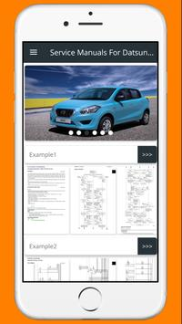 Service Manuals For Datsun Go screenshot 2