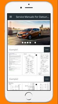Service Manuals For Datsun Go screenshot 4