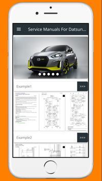 Service Manuals For Datsun Go screenshot 5