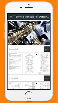 Service Manuals For Datsun Go screenshot 9