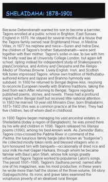 Rabindranath Tagore Biography ENGLISH screenshot 10