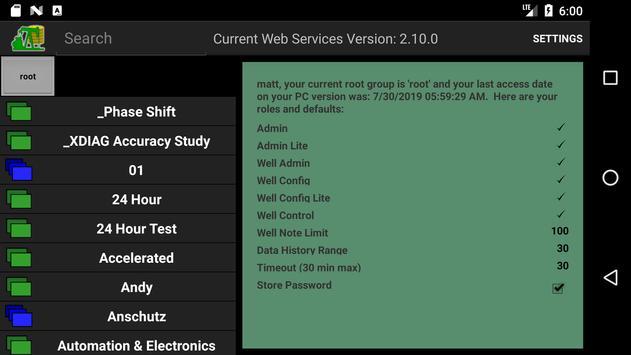 XSPOC screenshot 1
