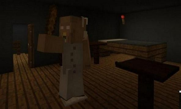 Maps: Horror for Minecraft PE poster