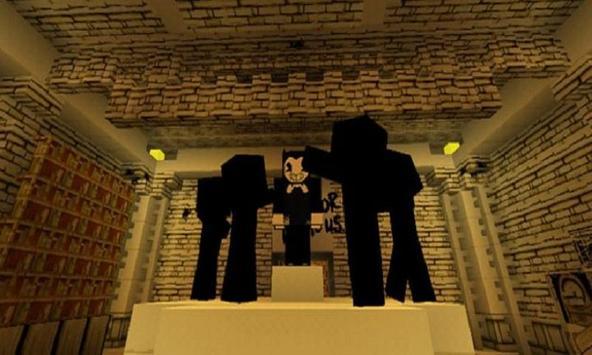 Maps: Horror for Minecraft PE screenshot 21