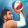 Shooting Hoops - 3 Point Basketball Games icon
