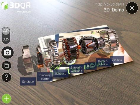 3DQR Screenshot 3