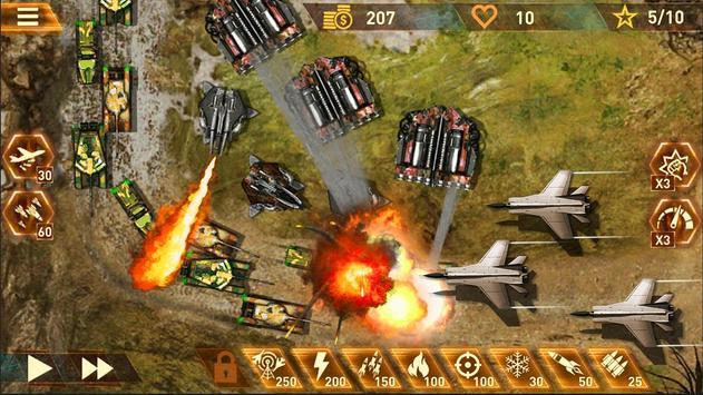 Protect & Defense: Tower Zone imagem de tela 2