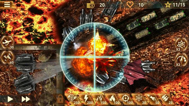Protect & Defense: Tower Zone 截圖 15