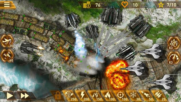 Protect & Defense: Tower Zone 截圖 6