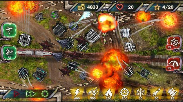 Protect & Defense: Tank Attack 截图 11