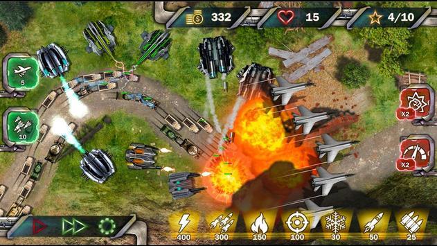 Protect & Defense: Tank Attack 截图 12