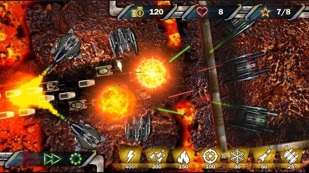 Protect & Defense: Tank Attack 截图 8