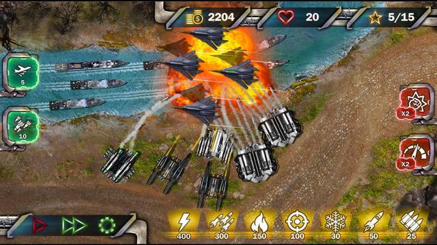 Protect & Defense: Tank Attack 截图 9