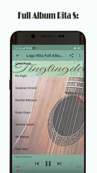 100+ Lagu Rita Sugiarto Offline screenshot 2