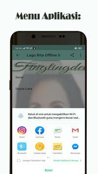 100+ Lagu Rita Sugiarto Offline screenshot 4