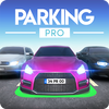 Car Parking Pro - Car Parking Game & Driving Game biểu tượng