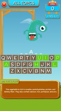Hang Man Word Game screenshot 4