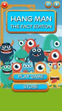 Hang Man Word Game poster