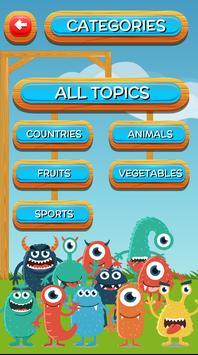 Hang Man Word Game screenshot 2
