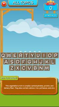 Hang Man Word Game screenshot 3