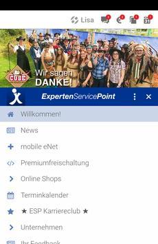 X App - Experten Service Point screenshot 1