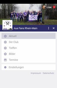 Aue Fans screenshot 1