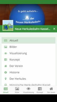 Neue Herkulesbahn Kassel screenshot 1