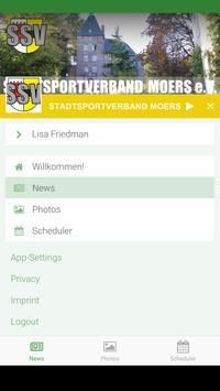 SSV Moers screenshot 1