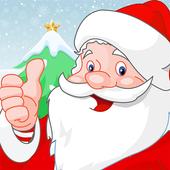 Santa Claus Run : Drop the Gift Box 2019 icon