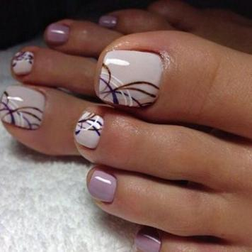 Toe nail design screenshot 3