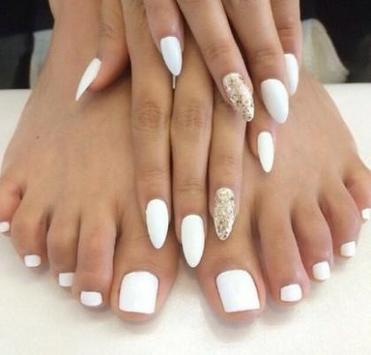 Toe nail design screenshot 7