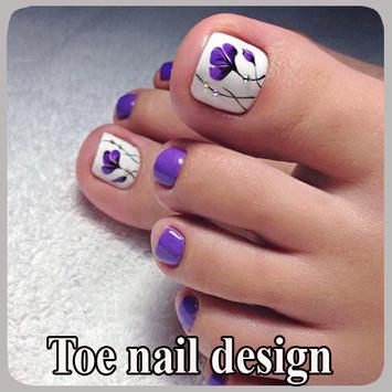 Toe nail design screenshot 8