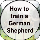 How to Train a German Shepherd icon