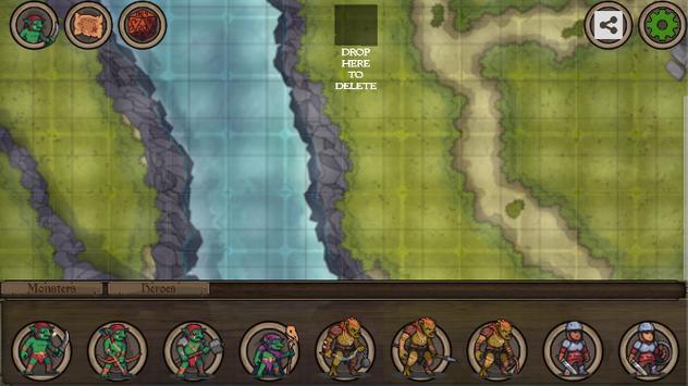 Tabletop RPG Grid Maps capture d'écran 9