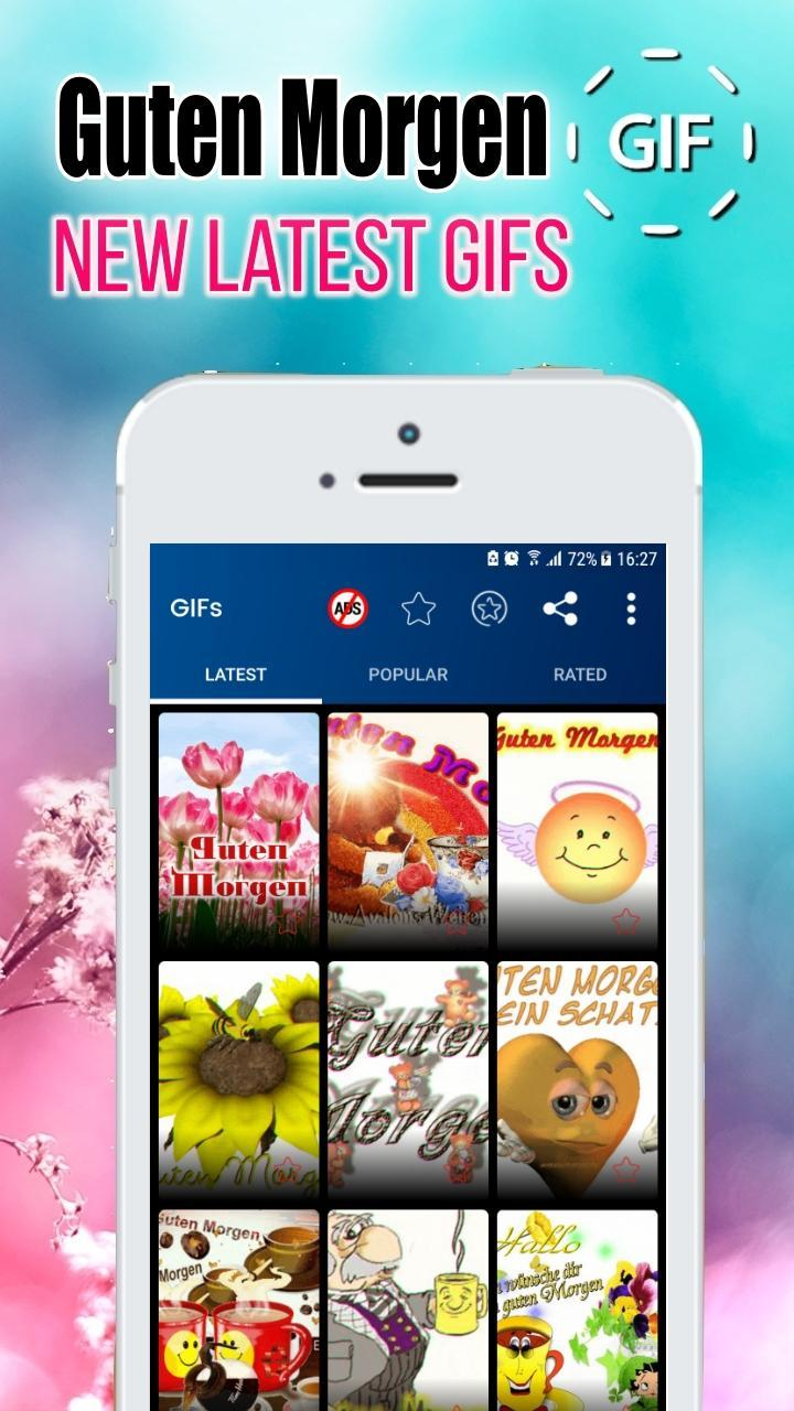 German Good Morning Good Day Gifs Images For Android Apk