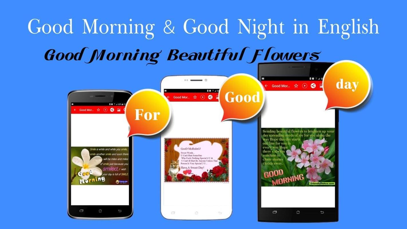 Good Morning Good Night Wishes Love For Android Apk Download