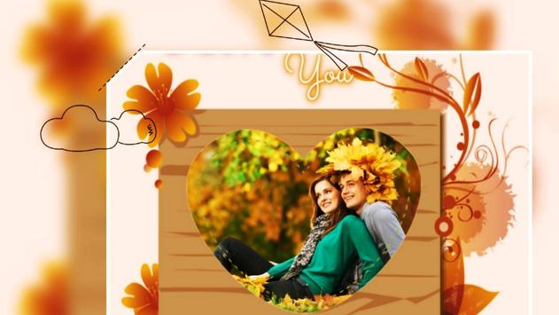 Beautiful Romantic Love Photo Frames cards screenshot 7