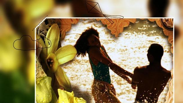 Beautiful Romantic Love Photo Frames cards screenshot 5