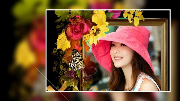Beautiful Rose Flower Photo Frames Greeting Cards screenshot 1