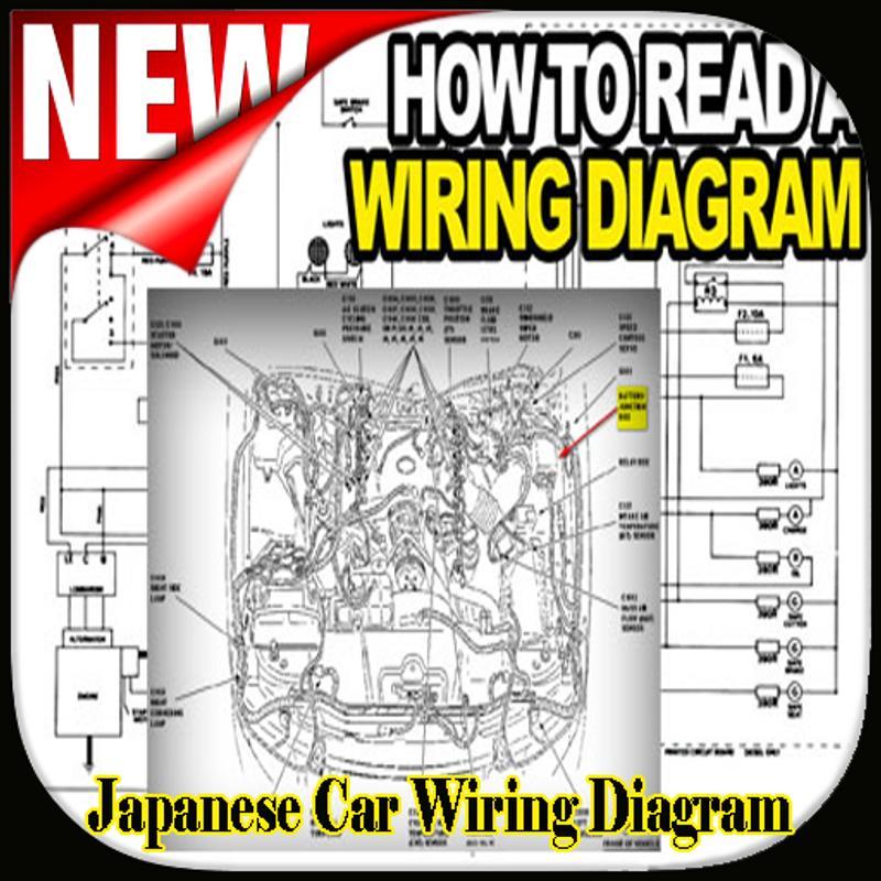 Pleasant Top Japanese Car Wiring Diagram For Android Apk Download Wiring Database Apannorabwedabyuccorg