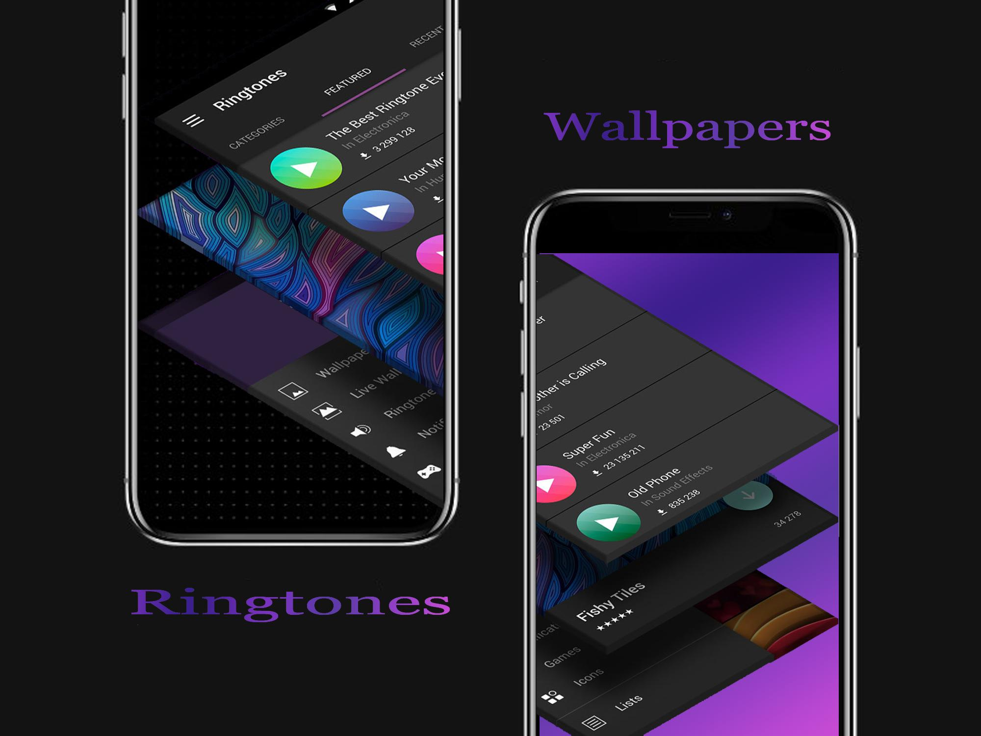 Top Zedge Plus Ringtones And Wallpapers Hd Guide For Android Apk