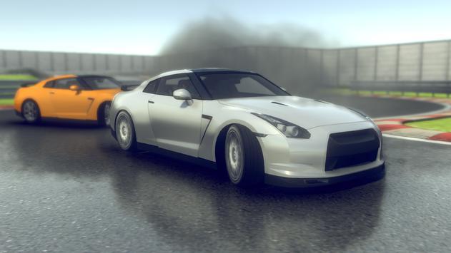 Nissan GTR Extreme Drag Car Racing screenshot 7