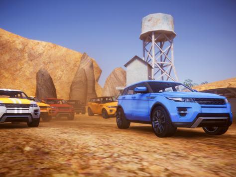 Range Rover Velar Off Road Driving Simulator 2019 screenshot 3